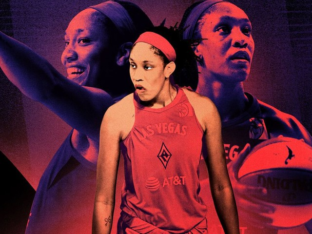 Q&A: A'Ja Wilson on Her MVP Follow-up and What Her Legacy Will Be