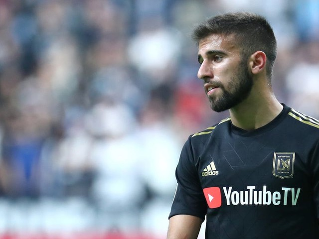 Meet Diego Rossi: The unheralded 21-year-old 'quarterback' who has steered Los Angeles FC's march toward the MLS Cup