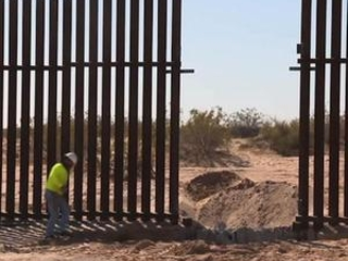 Officials: Crash victims came via border fence hole
