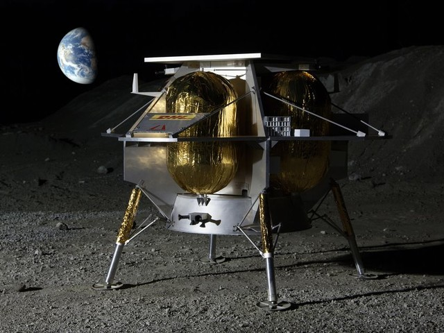 Moon delivery startup Astrobotic picks future Vulcan rocket to launch first lunar mission