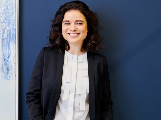 A 32-year-old investor hotshot just became partner at $550 million Dawn Capital. Here's her view on investing in enterprise startups, Europe's hottest market right now.