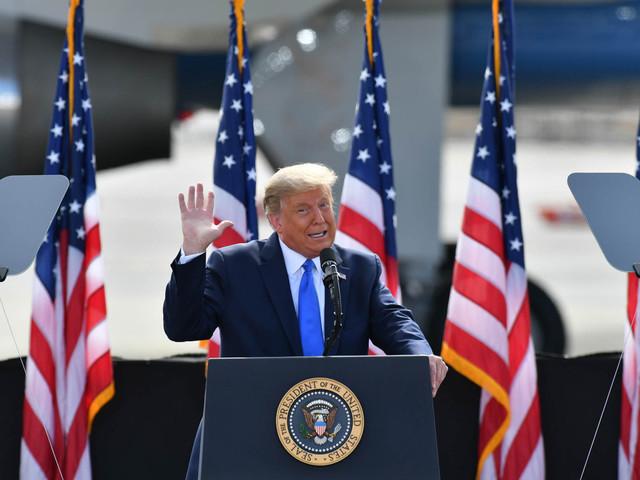 Trump to headline North Carolina GOP convention in June
