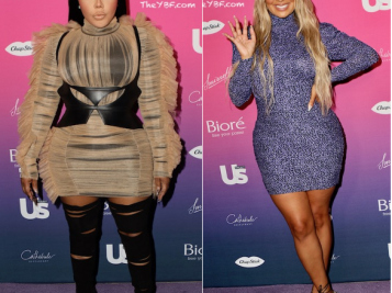NYFW WRAP UP: Lil Kim, LaLa Anthony & More Get Stylish For US Weekly's Fashion Event