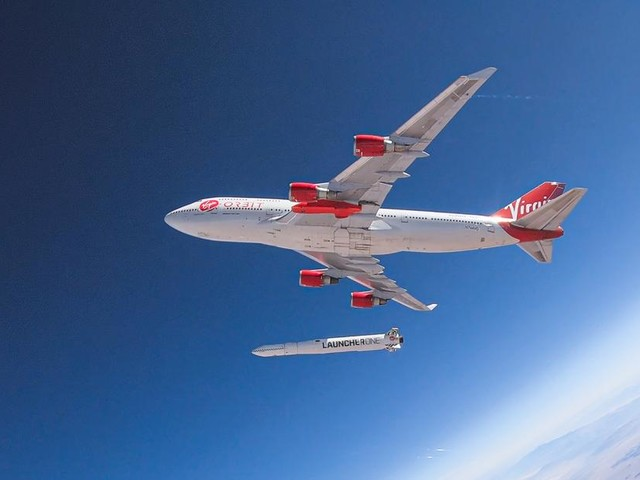 Virgin Orbit rocket experiences anomaly during launch demo