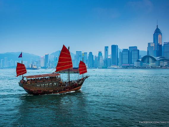Asiana – $649: Chicago – Hong Kong. Roundtrip, including all Taxes