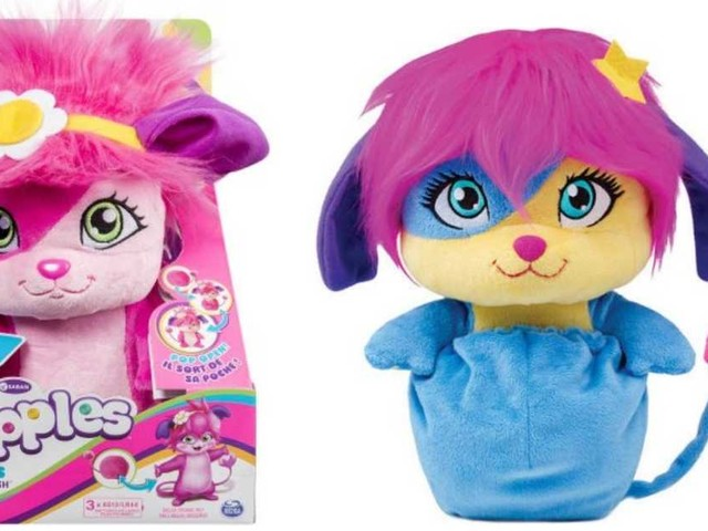Walmart: Popples Toys Starting at $5.99