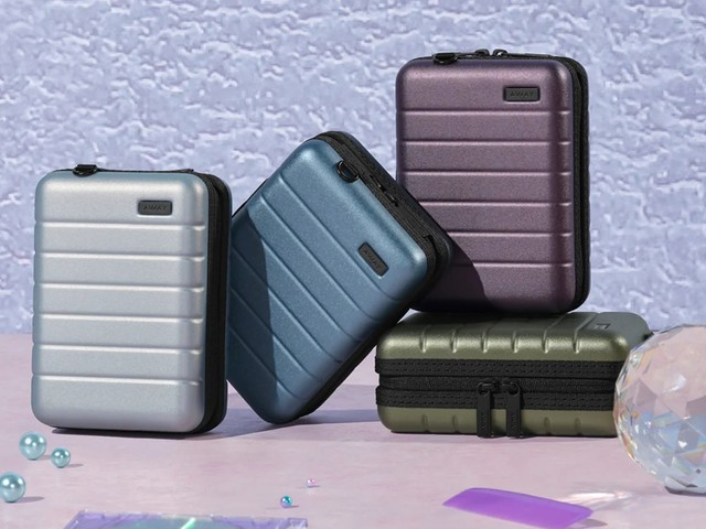 Cuteness Intensifies: Away's Mini-Suitcases Are Back