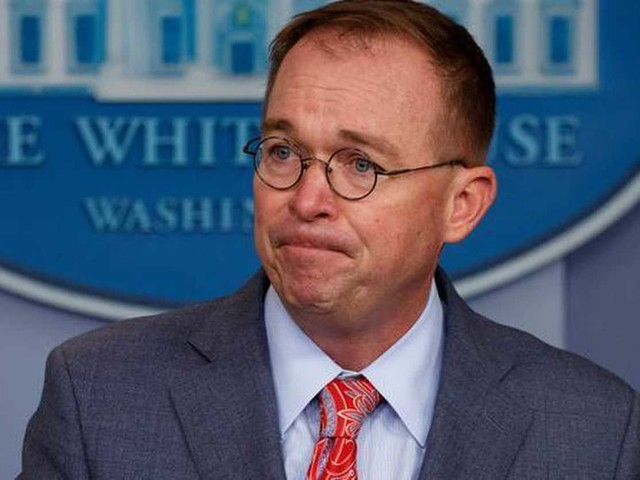 Power Up: Mulvaney's job hangs in balance after rough performances defending Trump