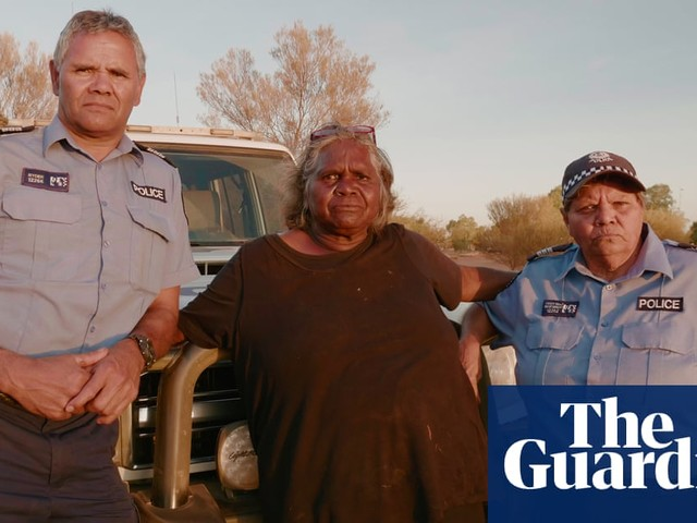 'Show respect and listen': scenes from Australia's first Indigenous-run police station