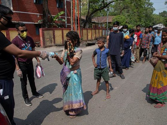 India Reports Record Spike In Coronavirus Cases Just As It Starts Reopening Economy