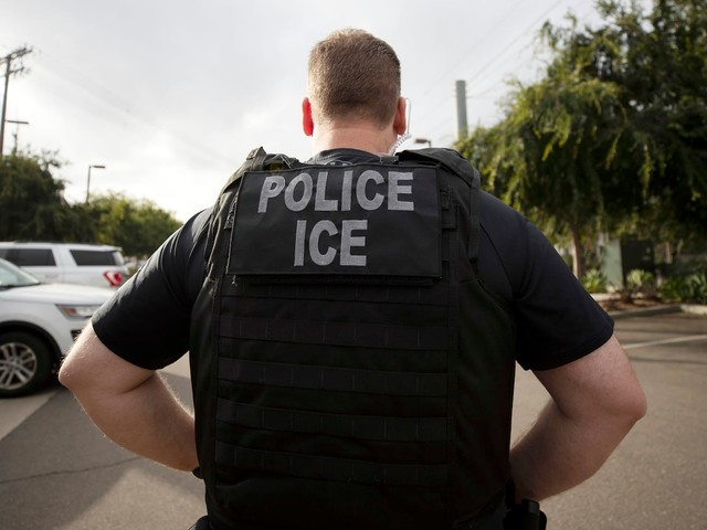 ICE investigators used a private utility database covering millions to pursue immigration violations