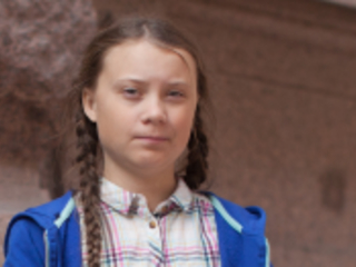Greta Thunberg To Poor Countries: Drop Dead