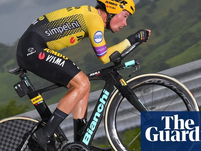 Primoz Roglic leads Jumbo-Visma's challenge to Ineos at Vuelta a España