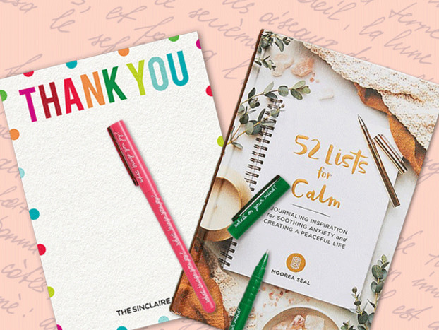 Write Now! Fab Pens & Journals to Celebrate National Handwriting Day