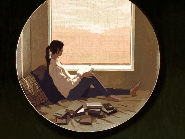 In This Moment of Solitude, Books Can Be Our Passports