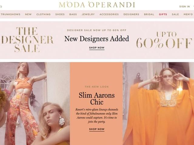Moda Operandi secures 165 million dollars in growth capital