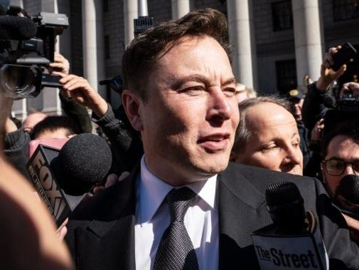 "In ""Clear Win For Elon Musk"", SEC And Tesla CEO Reach Settlement Over His Tweeting"