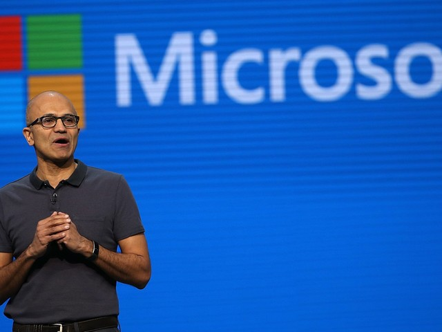 Microsoft briefly becomes a $1 trillion company after reporting earnings that blew away Wall Street estimates (MSFT)