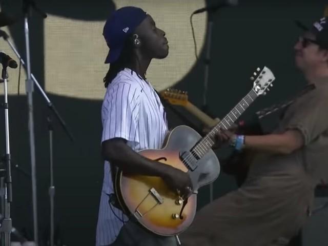Watch Black Pumas Perform At Lollapalooza