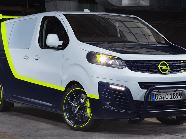 I Pity The Fool… Who Thought Opel's Zafira Would Make A Good A-Team Van