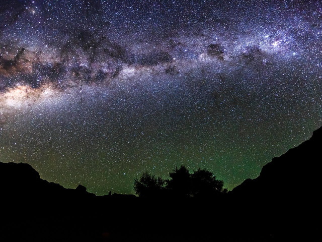 Astronomers have finally found the edge of the Milky Way galaxy