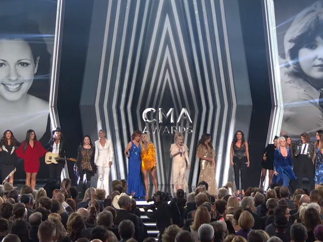 'Women Of Country' Collaboration Opens CMA Awards 2019