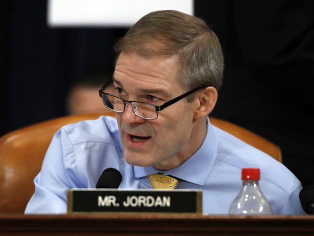 Rep. Jim Jordan Previews Trump Defense In Impeachment Trial: 'Facts Are On The President's Side'