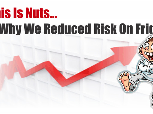 """""""This Is Nuts"""" - Why One Asset Manager Reduced Risk On Friday"""