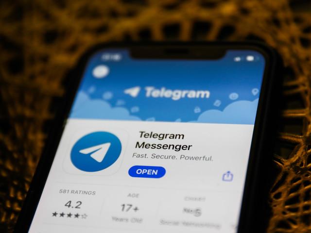 Telegram blocks Russian opposition leader's chat bots during vote