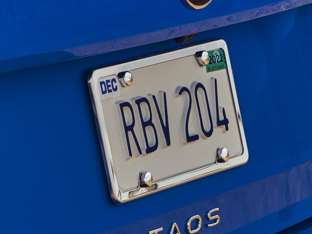 Detectives In Virginia Urge Car Owners To Buy Specialty Bolts To Prevent License Plate Thefts