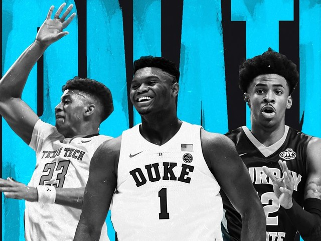 Mock draft: Zion Williamson is No. 1. What happens after that?