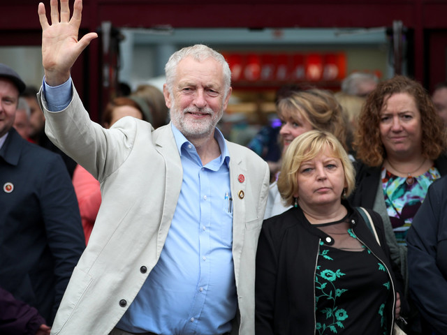 'Patriotism Is Caring For The People That Elected You' - Jeremy Corbyn Talks About Winning Back Scotland