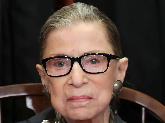 Ruth Bader Ginsburg Undergoes Treatment for Pancreatic Cancer