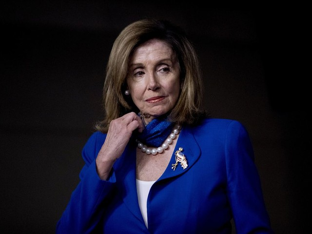 Nancy Pelosi says she was ready to battle Capitol mob: 'I'm a street fighter'