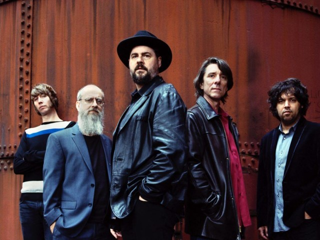 Drive-By Truckers Announce 2018 Spring Tour