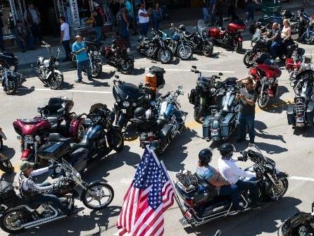 Thousands Expected at South Dakota Motorcycle Rally Despite Coronavirus Concerns