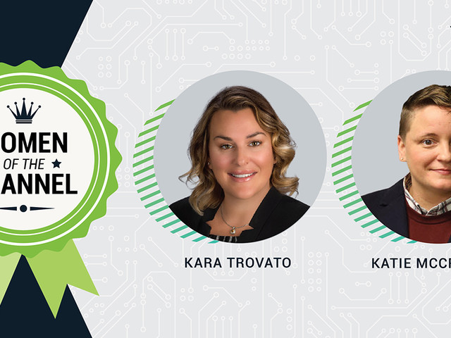 ThycoticCentrify Channel Leaders Katie McCroskey & Kara Trovato Featured on CRN's 2021 Women of the Channel List
