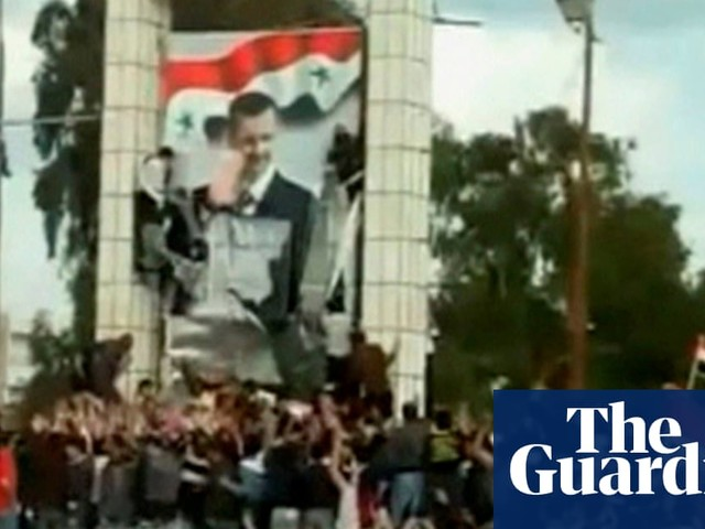 Syria: Assad shells former opposition stronghold Deraa