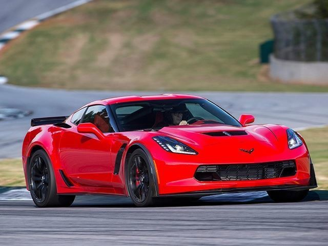 GM Is Being Sued Because Corvette Z06s Are Overheating On The Track