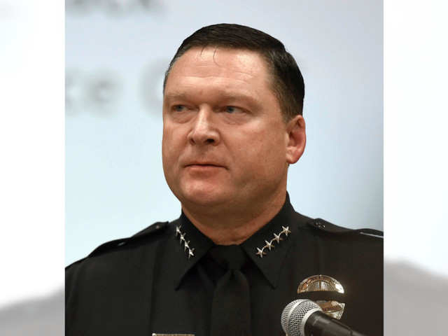 Headed for retirement, Costa Mesa police chief files damage claim against city