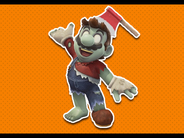 Mario Maker Contest: Spooky And Scary