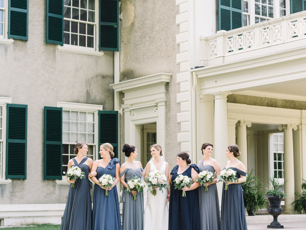 From Cake Truffles to Chic Gowns, This Wedding Has It All
