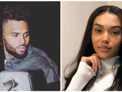 Chris Brown Seen Getting Cozy With Ex-Girlfriend Indyamarie — What We Know