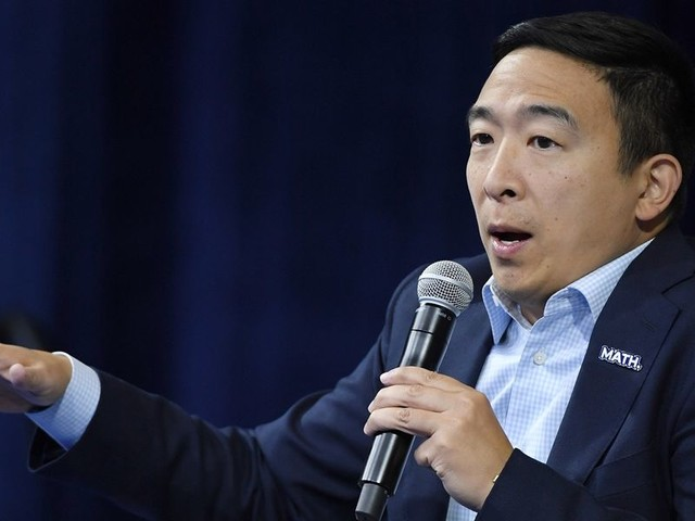 Democrat Andrew Yang on impeachment: 'This is going to be a loser'