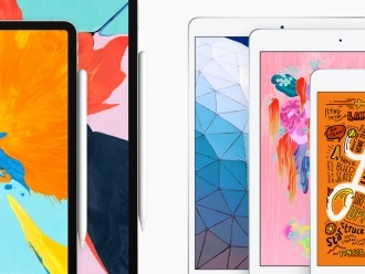 Apple Announces New iPad Air and Updated iPad Mini