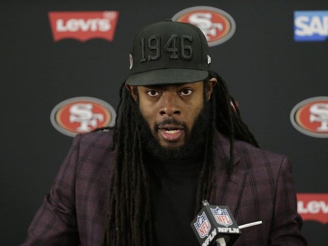 Richard Sherman, others defend Tim Ryan over Lamar Jackson comments: 'We know his character'