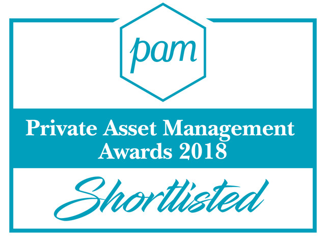 Oakbrook Solutions Shortlisted for the 2018 Private Asset Management...