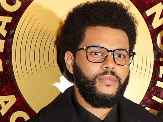 The Weeknd Honored by Black Music Action Coalition at Music in Action Awards 2021