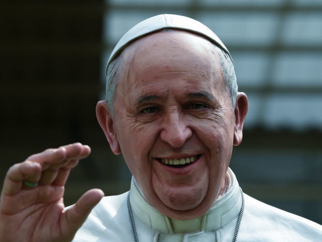 Pope Francis considers adding 'ecological sin' to the Catholic Church's catechism