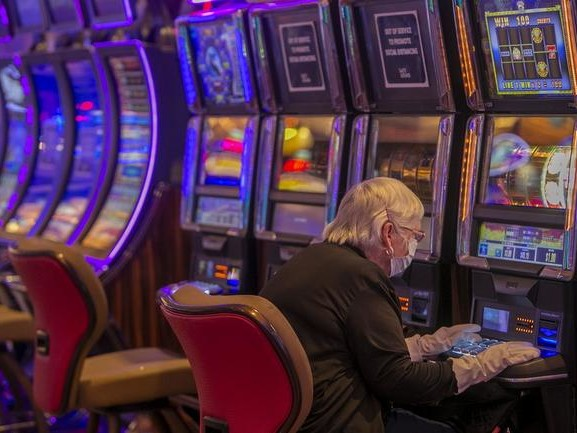 COVID Concerns Send Casino Stocks Tumbling As Recovery Dims